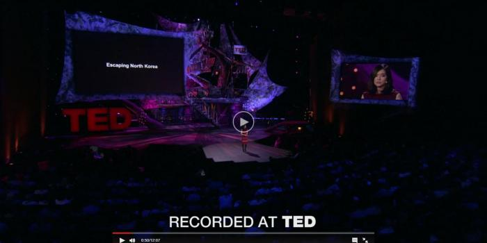 TED talk sobre refugiados